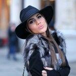 Look do dia: Fur Vest – Nyfw