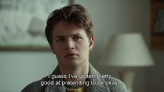 November Criminals - The Best Movie Quotes. We speak Movie Quotes Best Movie Quotes, Tv Show Quotes, Film Quotes, Lyric Quotes, Film Life, Movie Lines, The Fault In Our Stars, Quote Aesthetic, Mood Quotes