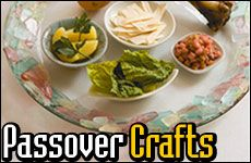Some fun Pesach crafts for the whole family