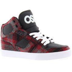 Osiris NYC 83 VLC Men's Black Skate 9.5 M ($66) ❤ liked on Polyvore featuring men's fashion, men's shoes, men's sneakers, black, mens skate shoes, mens shoes, mens hi top sneakers, osiris mens shoes and mens high top skate shoes