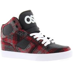 Osiris NYC 83 VLC Men's Black Skate 9.5 M ($66) ❤ liked on Polyvore featuring men's fashion, men's shoes, men's sneakers, black, mens skate shoes, mens shoes, mens hi top sneakers, osiris mens shoes and mens high top skate shoes