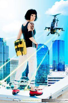 Mirror's Edge Cosplay 11 by Benny-Lee.deviantart.com