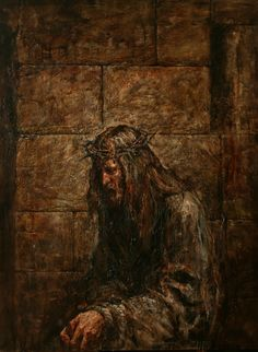 The Passion of the Christ by Anatoly Shumkin on Behance