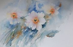 The Magic of Watercolour Painting Virtual Gallery - Jean Haines, Artist - Summer