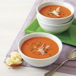 Slow-Cooker Creamy Tomato Soup Recipe | MyRecipes.com