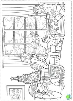 247 best barbie coloring book images