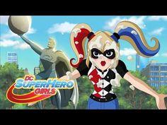 Hero of the Month: Harley Quinn   Episode 205   DC Super Hero Girls - YouTube