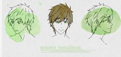 Makoto Tachibana-Free!