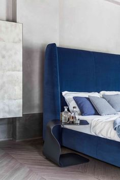 Basket #design Mauro Lipparini by #Bonaldo #headboard