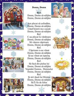 Anul Nou, Different Languages, Nursery Rhymes, Golden Age, Diy And Crafts, Memories, Songs, School, Winter