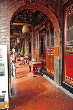 Paoan Temple - Taipei, Taiwan