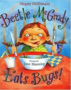 bug/insect unit - 2nd grade