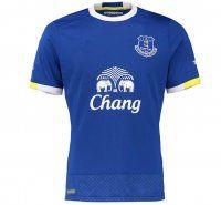 Everton FC Jersey 2016/17 Season Home Soccer Shirt