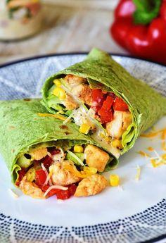 Chicken Caesar Wrap, Chicken Caesar Pasta Salad, Caesar Pasta Salads, Pasta Salad Recipes, Chicken Meal Prep, Chicken Recipes, Turkey Recipes, Delicious Dinner Recipes, Healthy Recipes