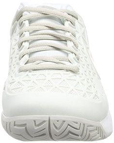 Nike Women s Zoom Cage 2 White Light Bone - ShoesColor 8dd35b288add7