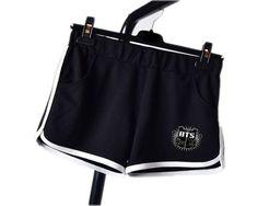 sale K-POP SNSD cotton Shorts Short pants Hot Pants short trousers free shopping Hot Pants, Hot Shorts, Black Shorts, Black Pants, Got7, Cnblue, 2ne1, Kpop Outfits, Short Outfits