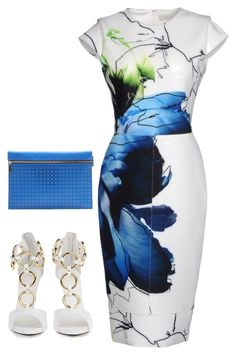 """""""Untitled #95"""" by w-brandy ❤ liked on Polyvore featuring moda, Reed Krakoff…"""