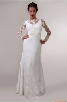 Rectangle Wedding Dresses
