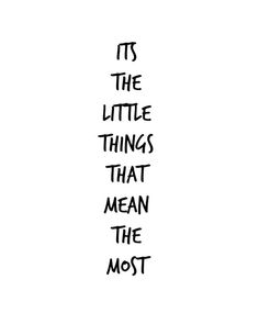 Items similar to Its the little things print/black/white/wall/art/simple on Etsy Simple Captions For Instagram, Instagram Captions For Selfies, Selfie Captions, Selfie Quotes, Bio Quotes, Bible Verses Quotes, Motivational Quotes, Inspirational Quotes, Quotes Pics