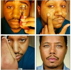 Top 10 Funniest Makeup Transformation Photos From Twitter