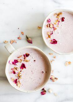 Cherry Coconut Moon Milk — Salt + Light