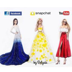 """Social Media Fashion"" • Which is your favourite? Art by @delyais • #artshub Follow us for more art👉🏽 @arts.hub 🌹 - Like, comment and tag a friend 😊 - #illustrations#arte#artsy#artist#artiste#artistic#creative#myartwork#instadraw#arts_gallery#illustration#pokemongo#paintings#watercolor#art_spotlight#ilustração#desenho#iloveart#lookkristina#instadraw#instaartwork#artistsofinstagram#artstagram#instaartist#artoftheday#instadrawing#dibujo#sketchbook#ilustración"