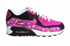 cheaper ad9c1 5ec7a Zeer mooie Nike Air Max 90 voor meisjes en dames. Het doet ons denken aan
