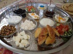 Kurdish breakfast haha made me laugh a lil