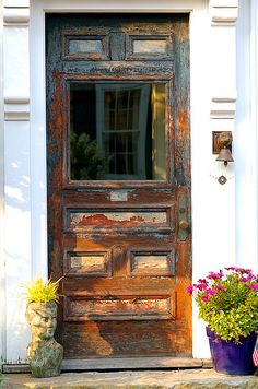 provincetown doorway..love the look.