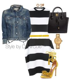 Style by D. Ni'Cole : Bumble Bee