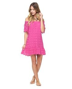 Cute Pink Dress for Summer! I love it!