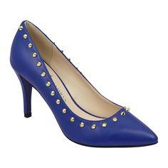 Kardashian Kollection- -Women's Dress Pump Tawnya - Blue-Shoes-Womens Shoes-Womens Heels  Pumps @ Sears
