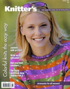 Knitter's Magazine (Issue 62, Vol. 18, No. 1) by Nancy J. Thomas,http://www.amazon.com/dp/B002VTVPHK/ref=cm_sw_r_pi_dp_f1XKsb0GTTM3K9A9