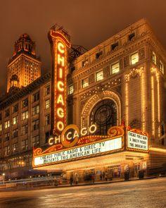 Carpa del teatro de Chicago