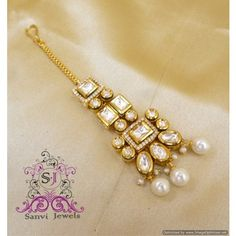 Buy latest collection of artificial, imitation, traditional & designer Jewellery Online in India. Shop for latest fashion Jewellery Designs at Craftsvilla. Indian Jewelry Sets, Indian Jewellery Online, Indian Wedding Jewelry, Bridal Jewelry, Ethnic Jewelry, Tika Jewelry, India Jewelry, Jewelery, Gold Jewellery