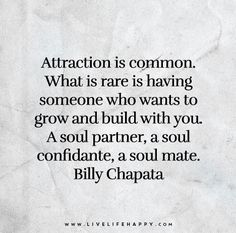 Attraction Is Common