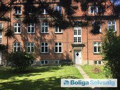 Ringstedgade 70A, st. tv., 4000 Roskilde - Hyggelig og billig andel med fælles have, tæt på Roskilde centrum.