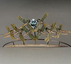 Dragon Fly Tiara