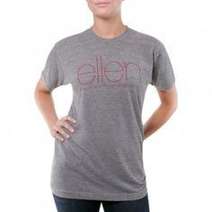 The Ellen DeGeneres Show Shop - THE CLASSIC CREW NECK T SHIRT