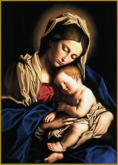 Madonna Mary & Baby Jesus 04 | by Waiting For The Word