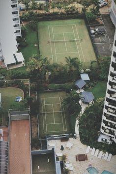 Tennis courts http://www.centroreservas.com/