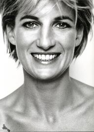 Diana. I think this is what she would look like today, if she never got into that cab.