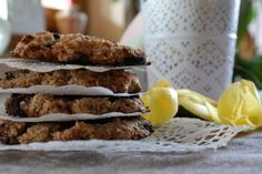 a1 Diabetic Recipes, Diet Recipes, Healthy Recipes, Clean Eating, Healthy Eating, Paleo Cookies, Healthy Food Options, Healthy Living Magazine, Diet Breakfast