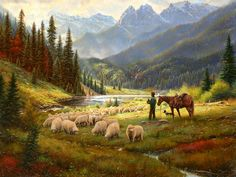 Mark Keathley wonderful landscapes