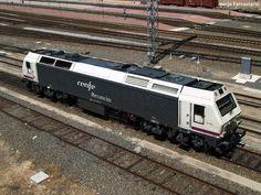 """Meijo Ferroviario, el ferrocarril en Salamanca y el lejano oeste español: Las locomotoras """"Prima"""" de la serie 333.3, las pri..."""