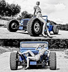 Levi's CJ Jeep Hot Rod Cj Jeep, Hot Rods, Monster Trucks, Street Rods, Real Men, Custom Cars, Vehicles, Cars, Car Tuning