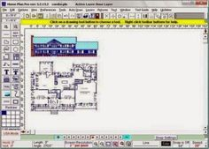 Free software's download | Free IT Tutorials  | E learning  | online sharing community: HomePlanSoft Home Plan Pro v5.2.26.11 Portable