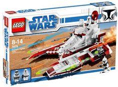 LEGO Star Wars Republic Fighter Tank (7679) LEGO http://www.amazon.com/dp/B0017TOKF4/ref=cm_sw_r_pi_dp_CzUNtb1RS21H4KCN