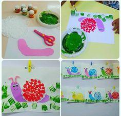 15 Best Finger Painting For Kids Images On Pinterest