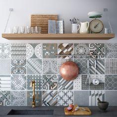 kitchen: tiles azulejo